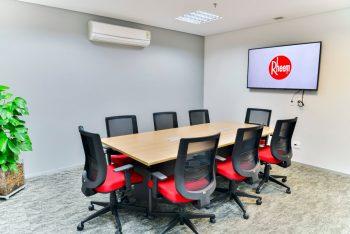 Ambientes Rheem16 350x234 - Novo escritório da Rheem no Brasil !