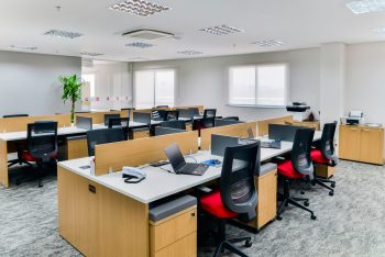Ambientes Rheem39 350x234 - Novo escritório da Rheem no Brasil !