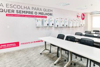 Ambientes Rheem6 350x234 - Novo escritório da Rheem no Brasil !