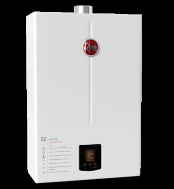 aquecedor de passagem digital 22 litros 350x380 - Aquecedor Digital 22 Litros