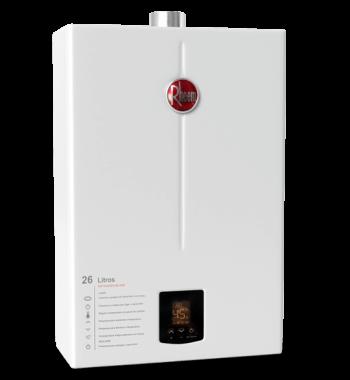 aquecedor de passagem digital 26 litros 350x380 - Aquecedor Digital 26 Litros