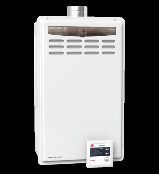 aquecedor de passagem digital 36 litros - Aquecedor Digital 36 Litros