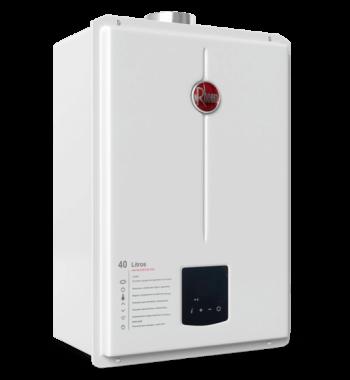 aquecedor de passagem digital 40 litros 350x380 - Aquecedor Digital 39,5 Litros GN e 40 Litros GLP