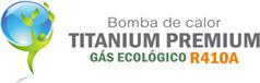 selo titanium premium - Bomba de Calor 95 a 133 mil Btus