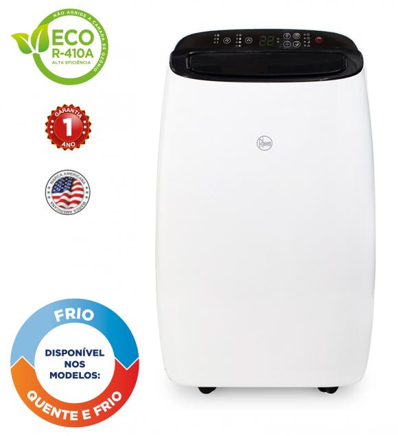 ar condicionado 3 - Ar Condicionado Portátil Frio 11.000 BTUS